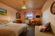 Ubytování na Šumavě