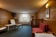 Druhá ložnice apartmá