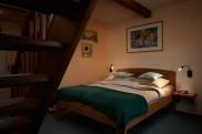 Hlavní ložnice apartmá
